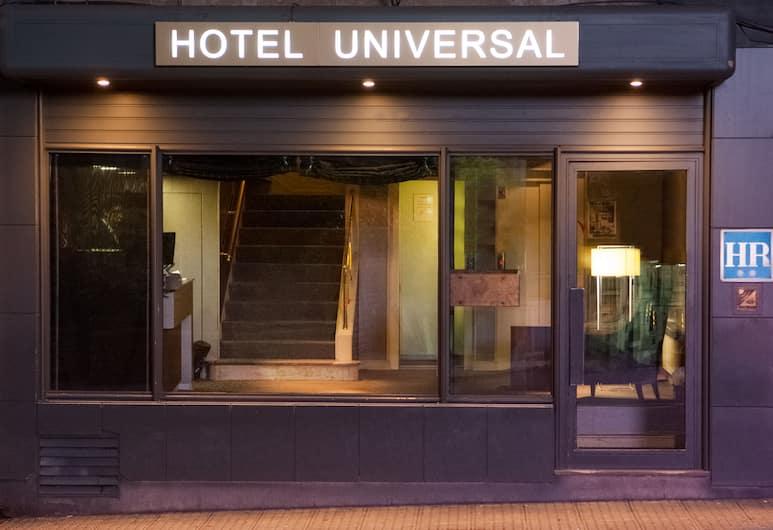 Hotel Universal, Santiago de Compostela