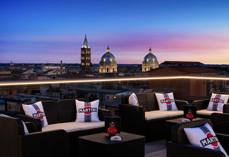 皮拉姆溫馨酒店, 羅馬, 陽台