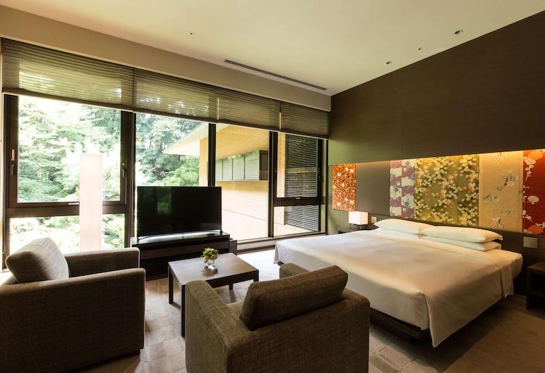京都君悅大飯店, Kyoto, 客房