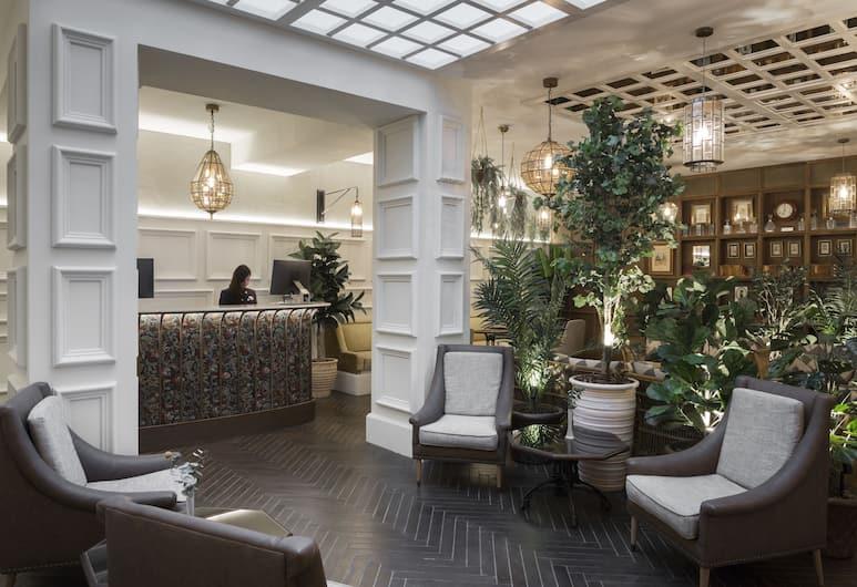 ICON Wipton by Petit Palace, Madrid, Reception