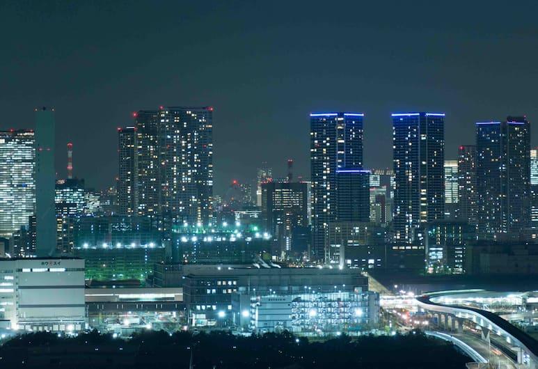 東京灣有明華盛頓酒店, 東京, 高級雙人房, 吸煙房, 客房景觀