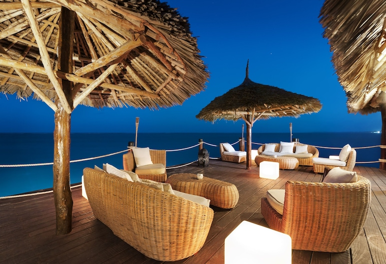 Melia Zanzibar, Kiwengwa, Hotellbar