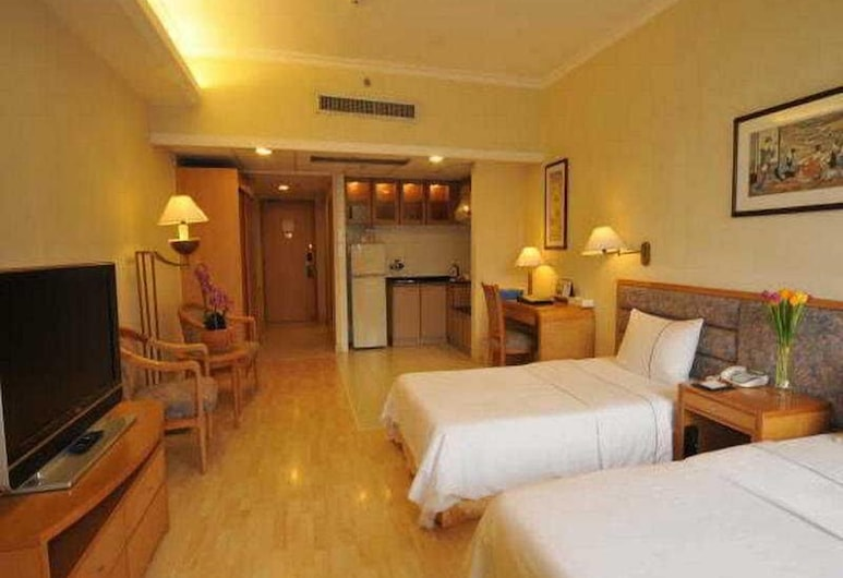 Park View Square, Guangzhou, Guest Room
