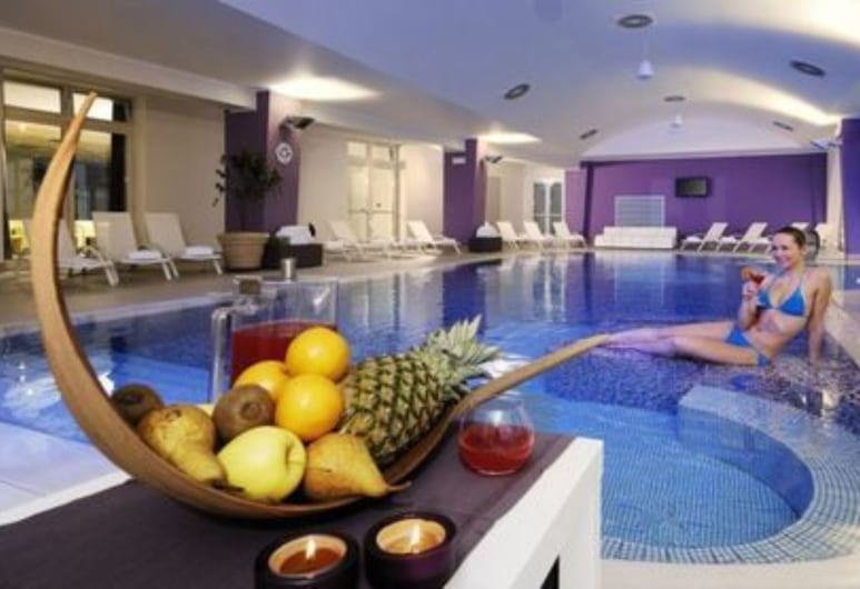 Yes Hotel Touring, Rimini, Indoor Pool