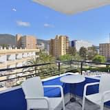 Premium-studiolejlighed - udsigt til pool (Xtra) - Udsigt fra altan