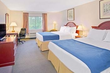 Selline näeb välja Days Inn & Suites by Wyndham Laurel Near Fort Meade, Laurel