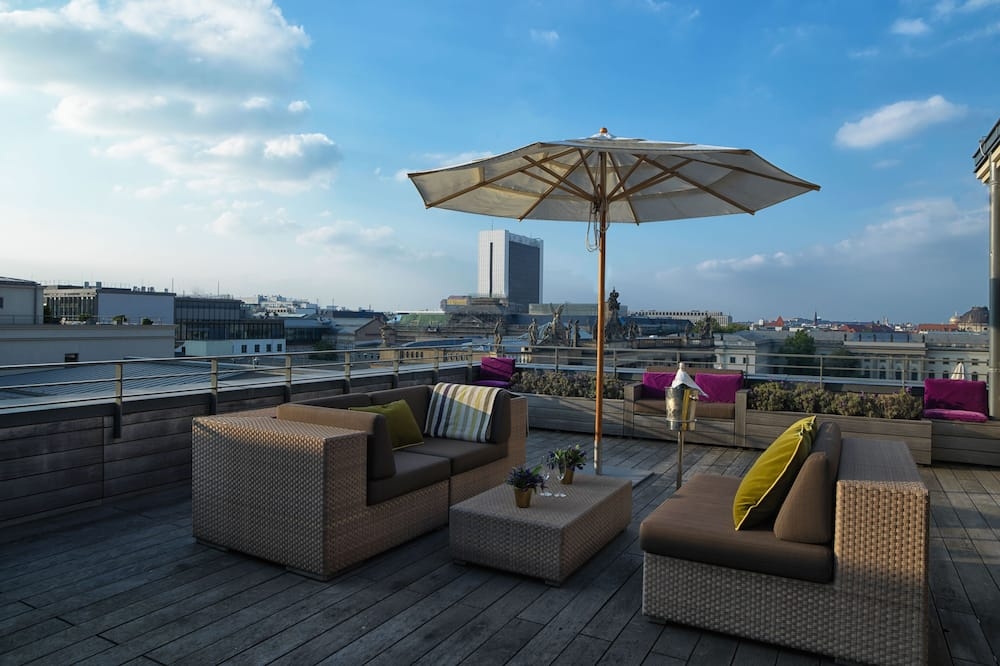 Suite - terrasse - Terrasse/patio