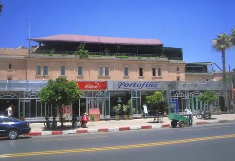 伊斯拉尼酒店, 馬拉喀什, 酒店正面