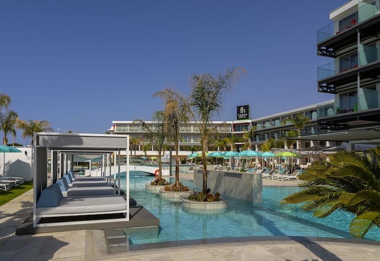 Faros Hotel, Aijanapa