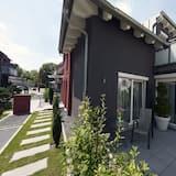 豪華雙人房, 露台, 花園景 - 陽台