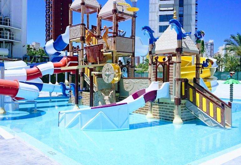 Hotel Rosamar, Benidorm, Water Park