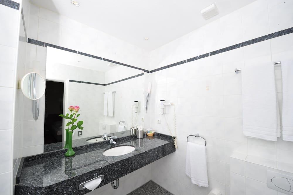 Habitación individual Deluxe - Cuarto de baño