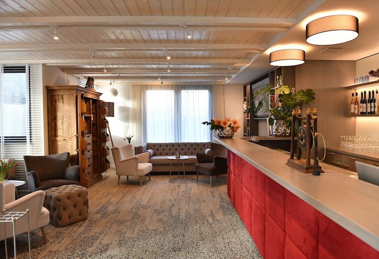 Hotel Rittmeister, Rostock, Reception