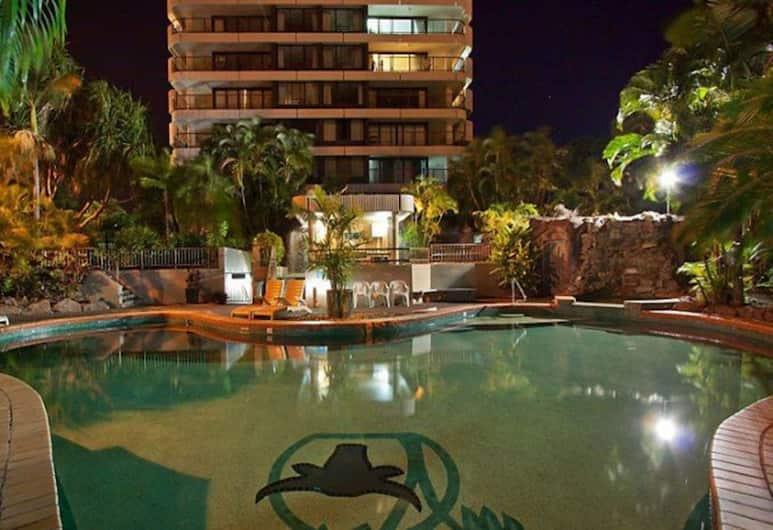 Marrakai Apartments, Darwin, Outdoor Pool