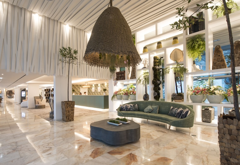 Hotel Alto Lido, Funchal, Reception