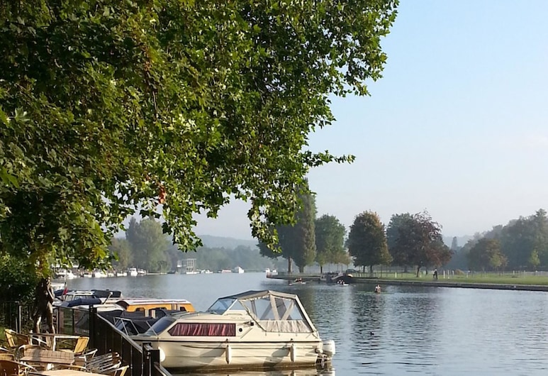 Red Lion Hotel, Henley-on-Thames, Terrace/Patio