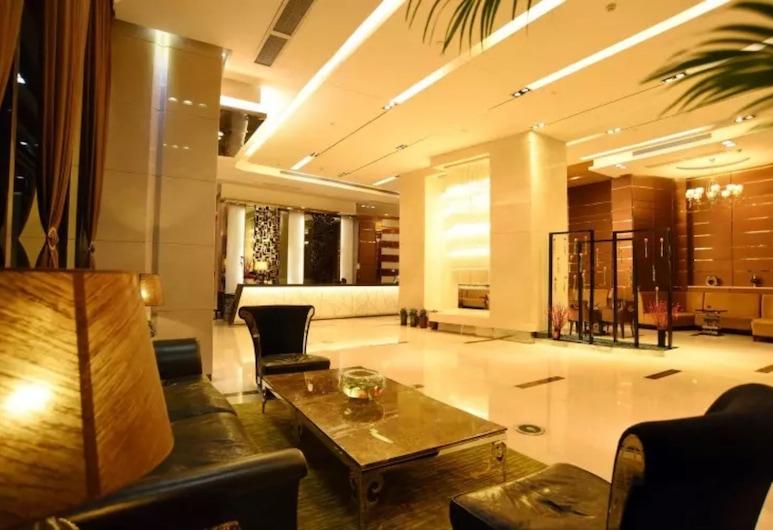 Guangzhou Easun Guotai Hotel , Guangzhou, Sala de Estar do Lobby