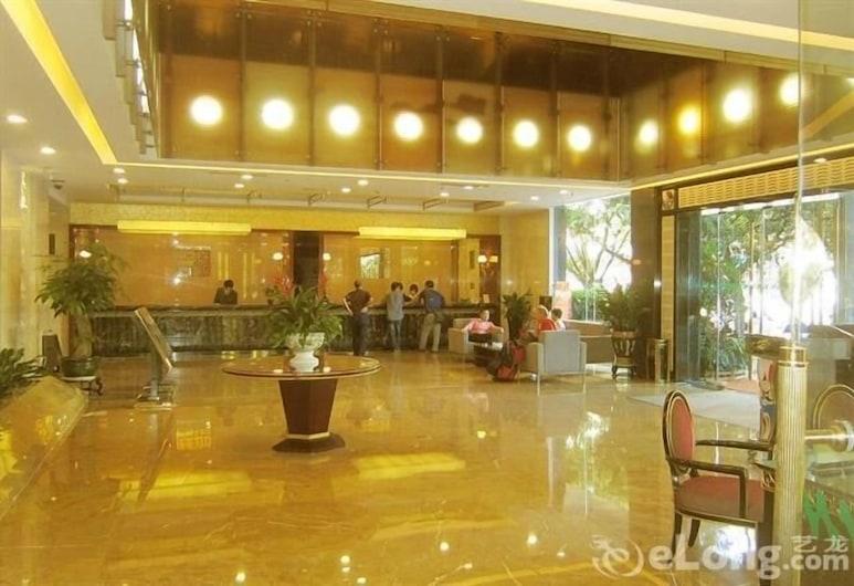 Century Garden Hotel, Shenzhen, Lobby