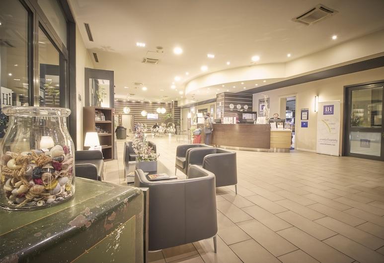 iH Hotels Milano Gioia, Milan, Lobby Sitting Area