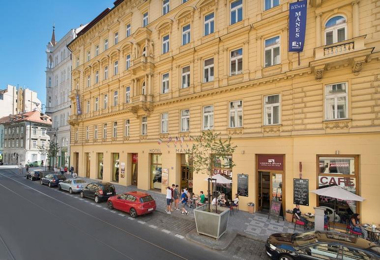 EA Hotel Mánes, Praga