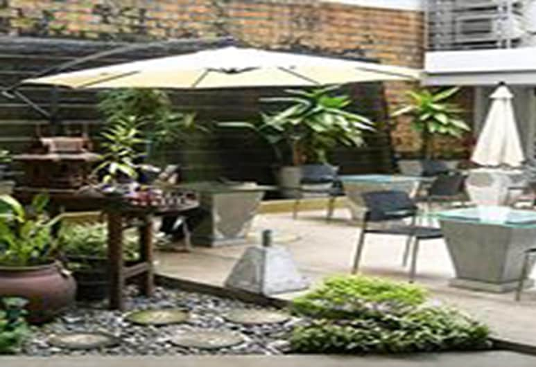 Swana Bangkok Hotel, Bankokas, Terasa / vidinis kiemas