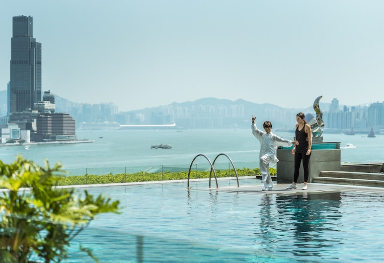 Four Seasons Hotel Hong Kong, Hongkong, Pool