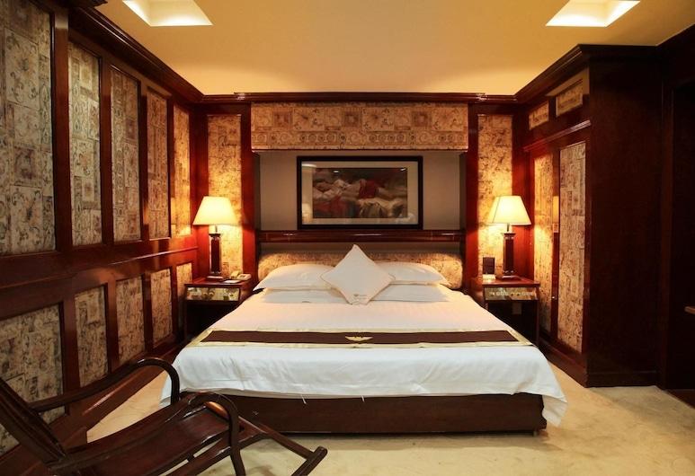 Jin Ying Hotel - Guangzhou, Kanton, Hosťovská izba