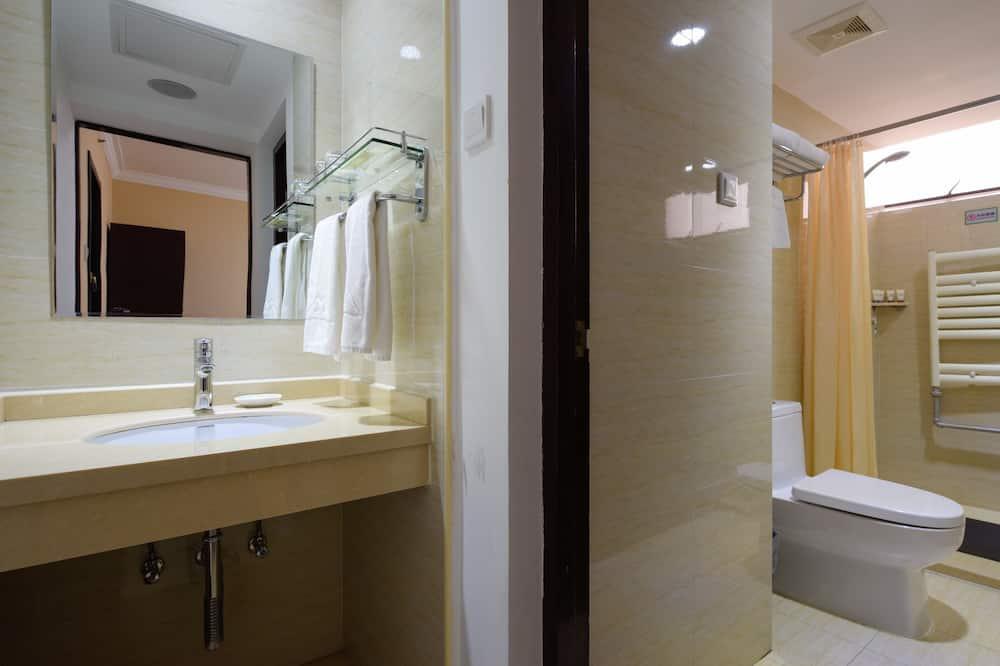 Семейный номер (Building B) - Ванная комната