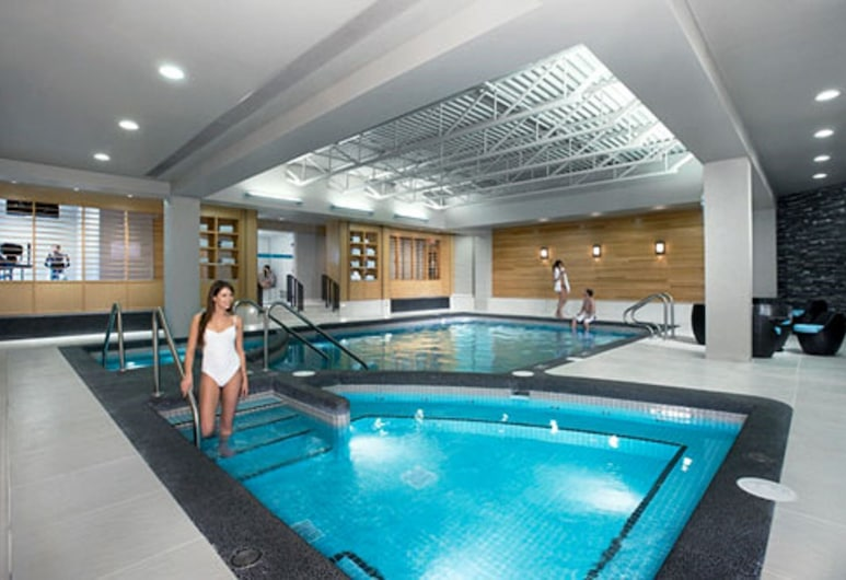 Bow View Lodge, Banff, Indoor Pool
