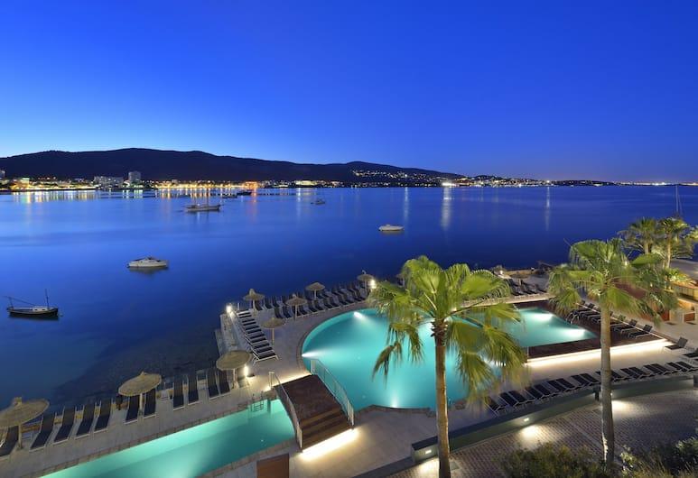 Alua Hawaii Mallorca & Suites, Calvia, Kolam Renang Luar Ruangan