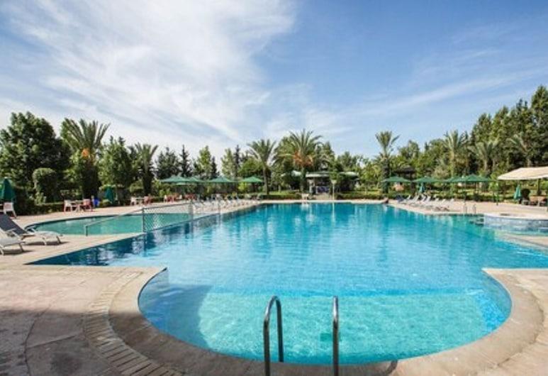 Zalagh Parc Palace, Sebaa Rouadi, Alberca al aire libre