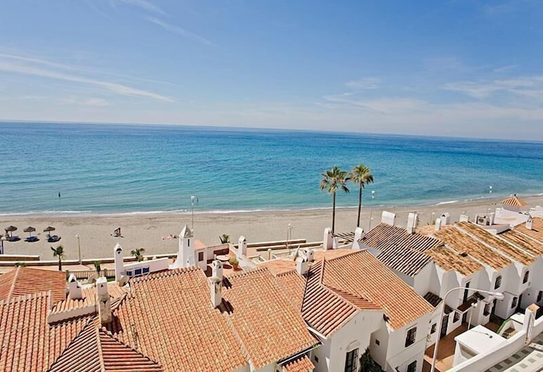 Hotel Sercotel Perla Marina, Nerja, Playa