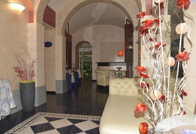 Hotel Amadeus Torino, Turim, Lobby