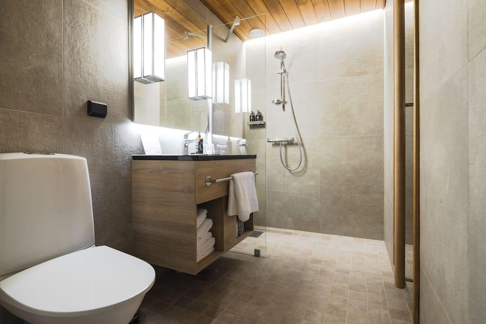 Arctic Junior Suite, sauna - Bathroom