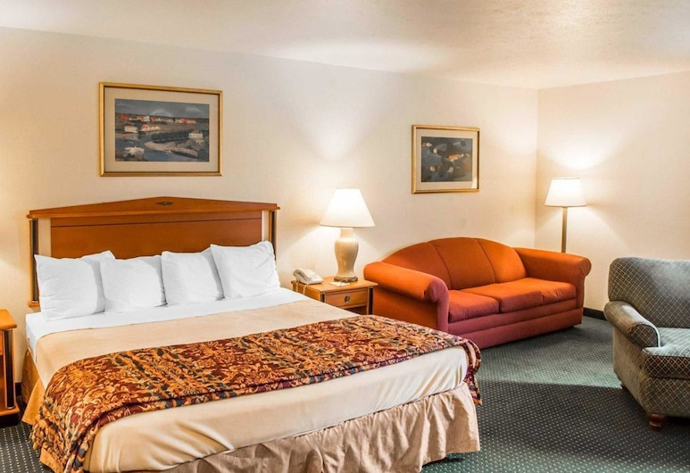 Suburban Extended Stay Dayton-WP AFB, Beavercreek, Guest Room