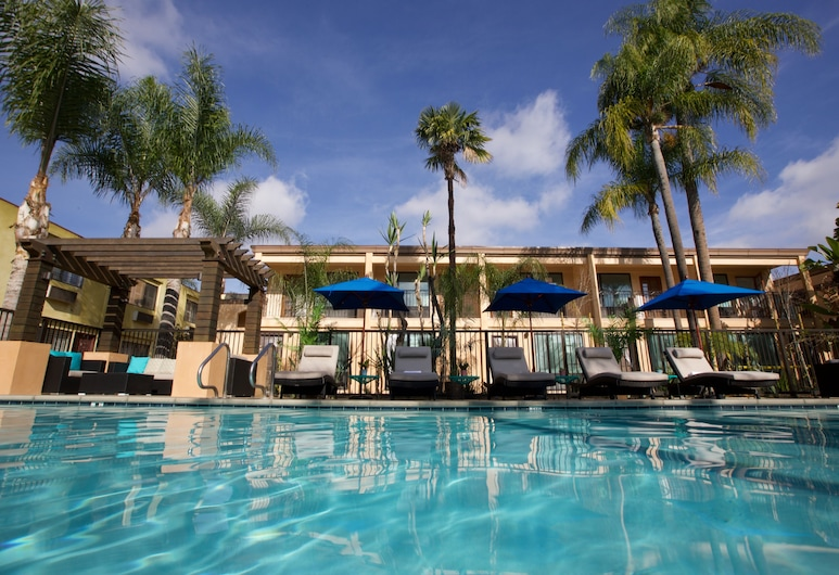 The Cove Hotel, Ascend Hotel Collection, Long Beach, Alberca