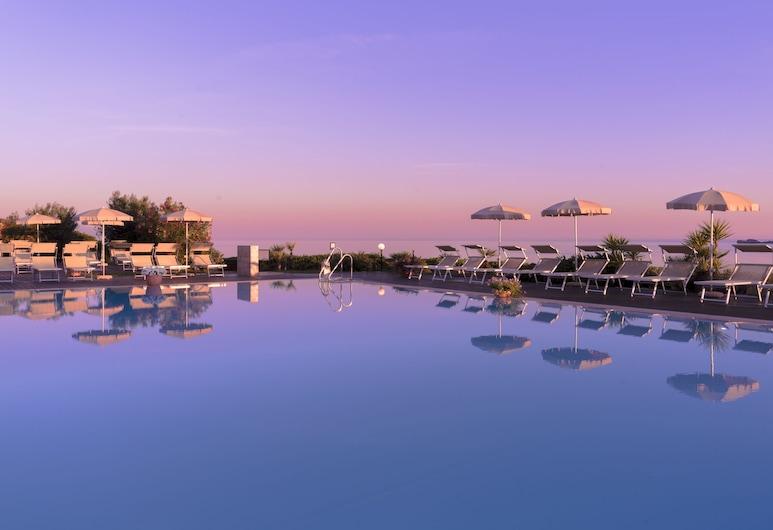 Hotel dei Pini, Alghero, Piscina al aire libre