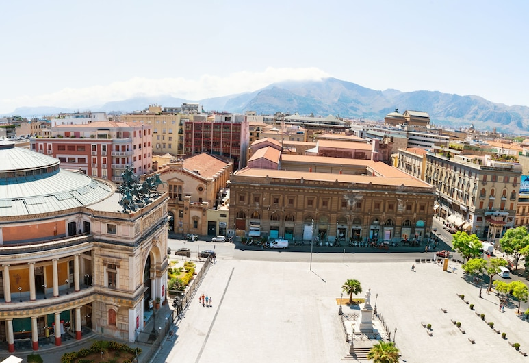 Hotel Politeama, Palerme