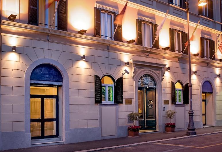 戴克里澤諾酒店, 羅馬