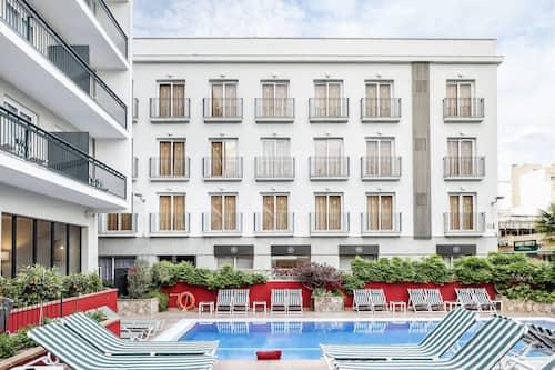 Book Aqua Hotel Bertran Park In Lloret De Mar Hotels Com