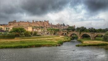 Fotografia do Hôtel Du Pont Vieux em Carcassonne