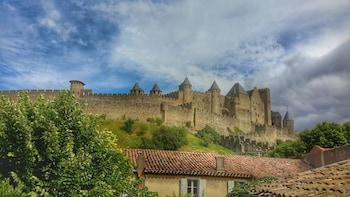 Foto di Hôtel Du Pont Vieux Carcassonne (e dintorni)