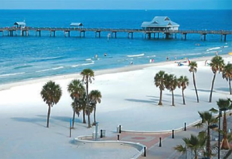 Camelot Beach Suites, Clearwater Beach, Playa
