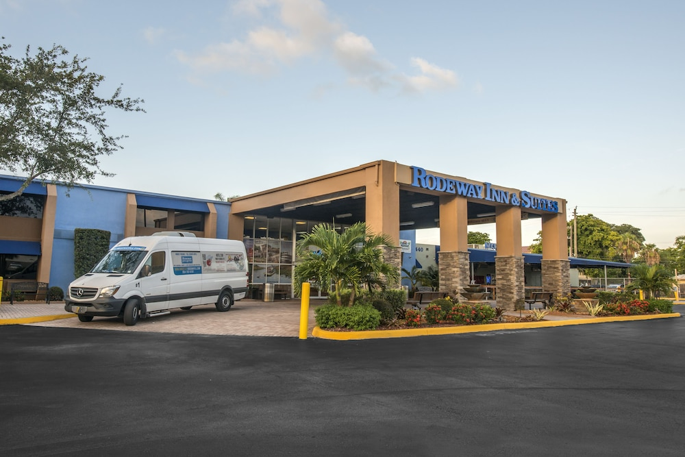 Rodeway Inn & Suites Fort Lauderdale Airport & Cruise Port, Fort Lauderdale