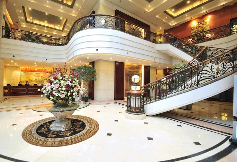 Anting Villa Hotel Shanghai, Shanghai, Lobby