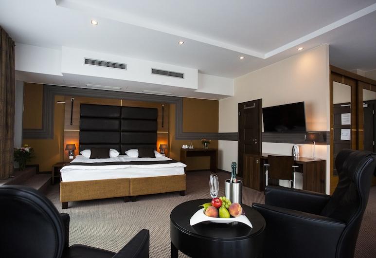 Art Hotel William, Братислава, Представительский номер, Номер