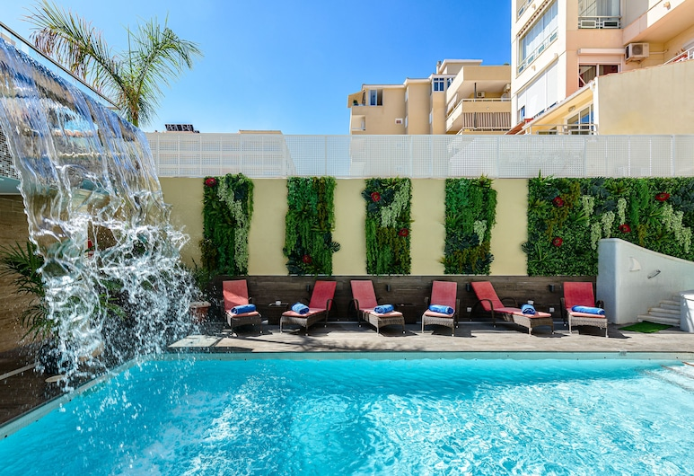 El Tiburon Hotel Boutique & Spa - Adults Recommended, Torremolinos, Buitenzwembad