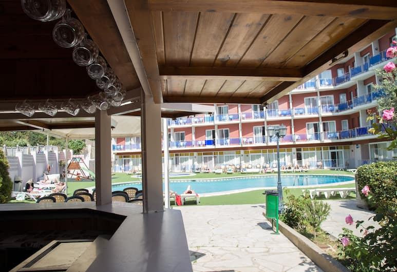Gran Hotel Don Juan Resort, Lloret de Mar, Bar ved poolen