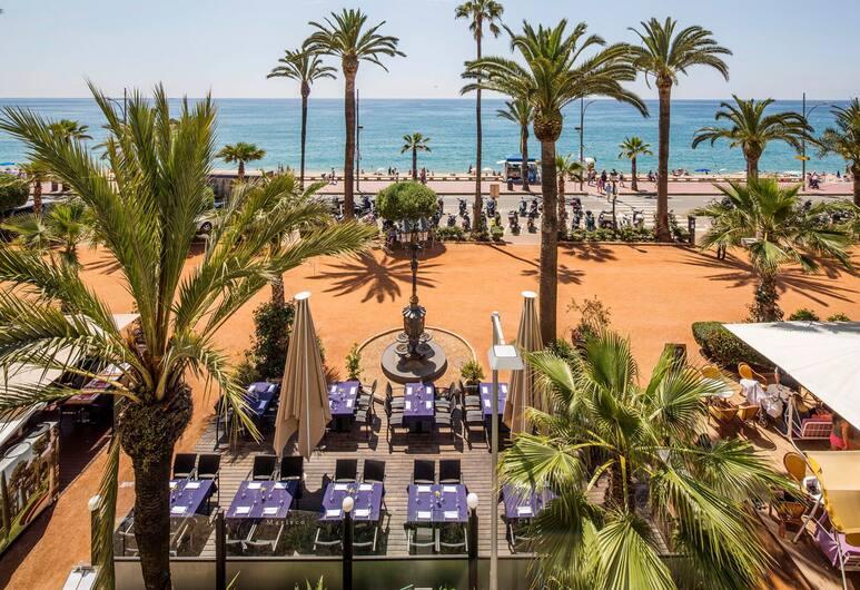 URH Hotel Excelsior, Lloret de Mar, Taras/patio