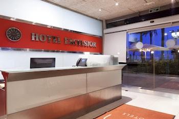Lloret de Mar bölgesindeki URH Hotel Excelsior resmi